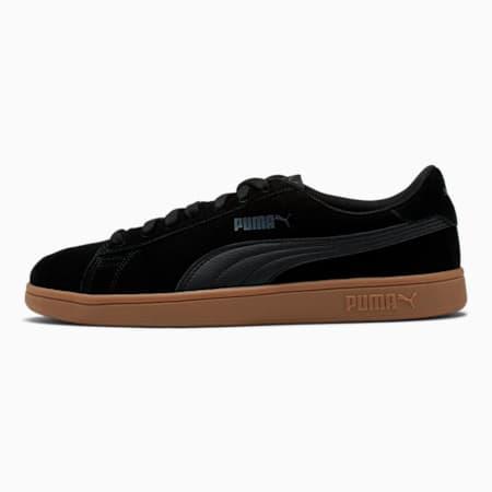 PUMA Smash v2 Men's Sneakers, Puma Black-Puma Black, small