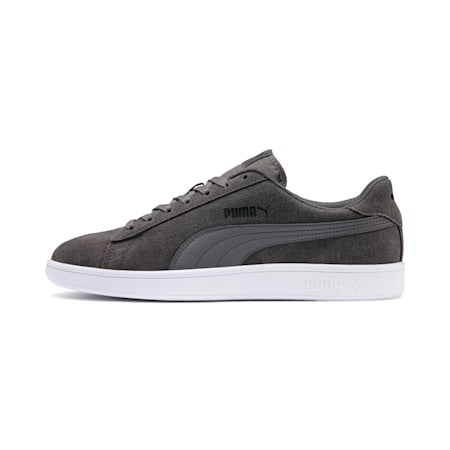 Smash v2 Sneaker, CASTLEROCK-Puma Black-Puma White, small
