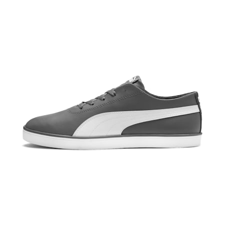 Urban SL Shoes, Charcoal Gray-Puma White, small-IND