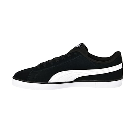 Urban Plus Suede Shoes, Puma Black-Puma White, small-IND