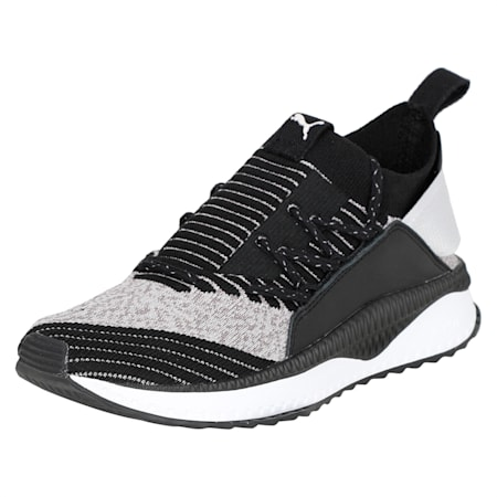 TSUGI Jun Junior Shoes, Gray Violet-Puma Black, small-IND