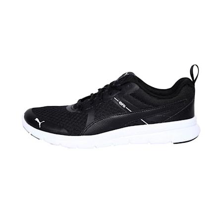 Flex Essential Shoes, Puma Black-Puma Black, small-IND