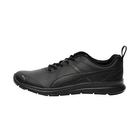 PUMA Flexracer v2 SL SoftFoam Sneakers, P. Black-P. Black-P. Black, small-IND