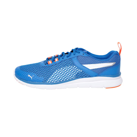 Flex Essential Pro Shoes, Strong Blue-Puma White, small-IND