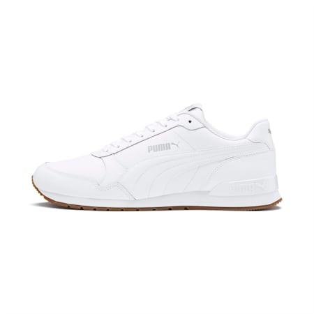 Scarpe da ginnastica ST Runner v2, Puma White-Gray Violet, small