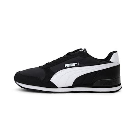 ST Runner v2 NL Sneakers, Puma Black-Puma White, small-IND