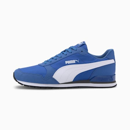 ST Runner v2 Men's Sneakers, Palace Blue-Puma White, small