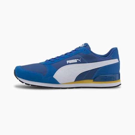ST Runner v2 NL Sneakers, Lapis Blue-White-Super Lemon, small-IND
