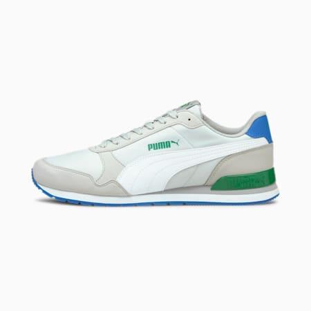 Scarpe da ginnastica ST Runner v2 NL, Gray V-White-A Green-Royal, small