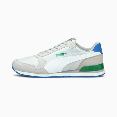 ST Runner V2 NL Unisex Sneakers, Gray V-White-A Green-Royal, small-IND