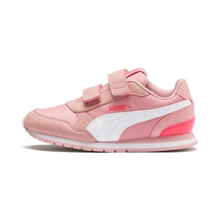 ST Runner v2 Kids' Shoes, Bridal Rose-Puma White, small-IND