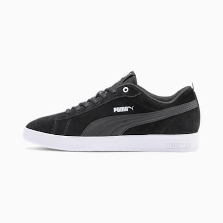 Damskie buty sportowe Smash v2 SD, Puma Black-Puma Black, small