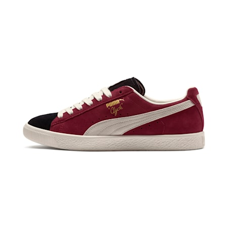 Clyde From The Archive Shoes, P Blk-Cordovan-Whisper Wht, small-IND