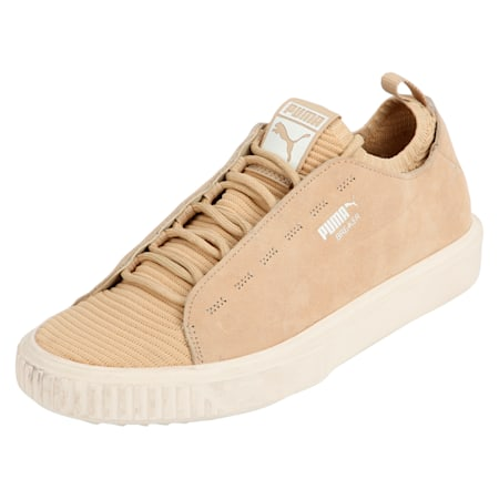 Breaker Knit Sunfaded Shoes, Pebble-Whisper White, small-IND