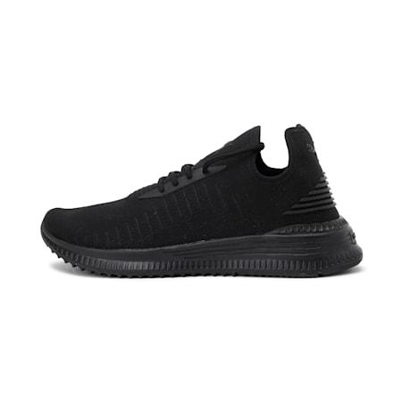 AVID evoKNIT Shoes, Puma Black-Puma Black, small-IND