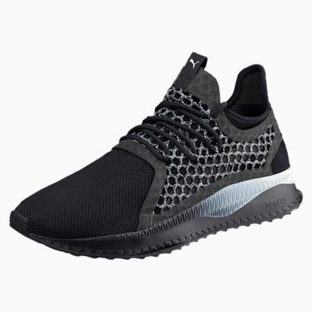 TSUGI NETFIT v2 Shoes, Puma Blk-Puma Wht-Puma Blk, small-IND