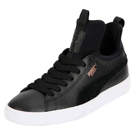 Basket Fierce Women's Shoes, Puma Black-Puma Black, small-IND