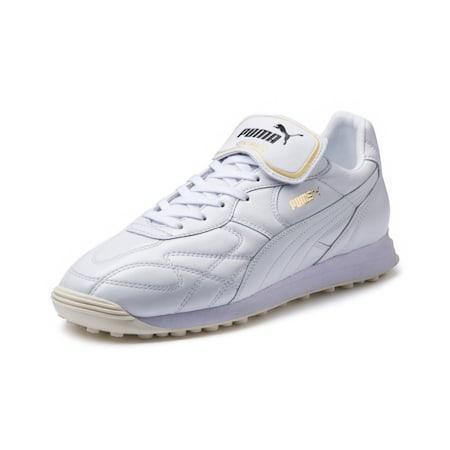 King Avanti Premium Sneakers, Puma White-Puma Team, small