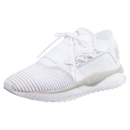 TSUGI Shinsei evoKNIT Shoes, PWhite-Gray Violet-PWhite, small-IND