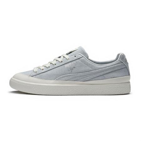 PUMA x DIAMOND Clyde Sneakers, Glacier Gray-Glacier Gray, small