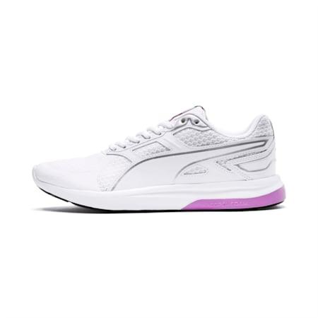 Escaper Tech Sneakers, Puma White-Puma White-Orchid, small-IND