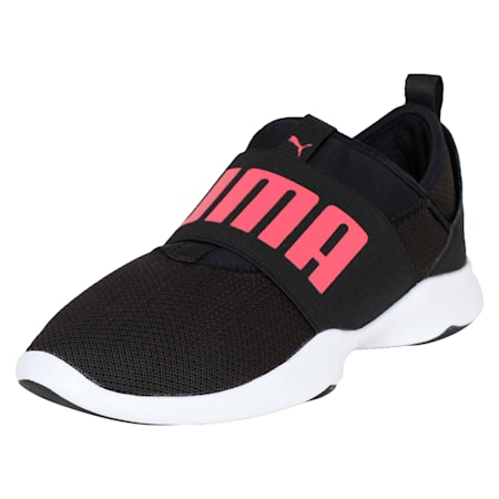 Dare Women's Shoes, Puma Black-Paradise Pink, small-IND