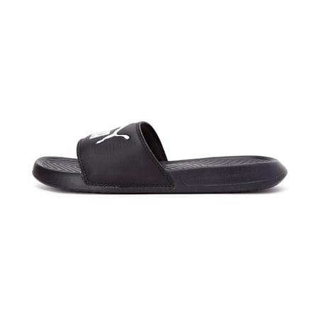Popcat Kid's Sandals, Puma Black-Puma White, small-IND
