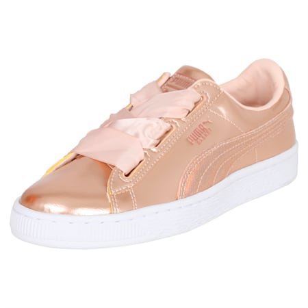 Basket Heart Lunar Lux Jr Shoes, Cream Tan, small-IND
