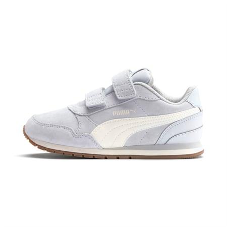 ST Runner v2 SD V Little Kids' Shoes, Heather-Whisper White, small
