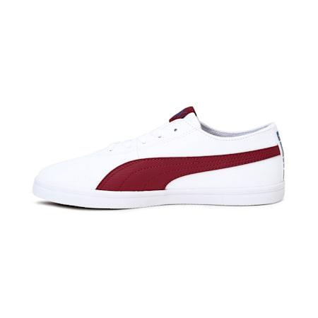 Urban SL Youth Shoes, Puma White-Rhubarb, small-IND
