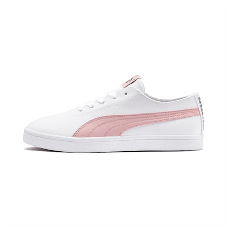 Urban SL Youth Shoes, Puma White-Bridal Rose, small-IND