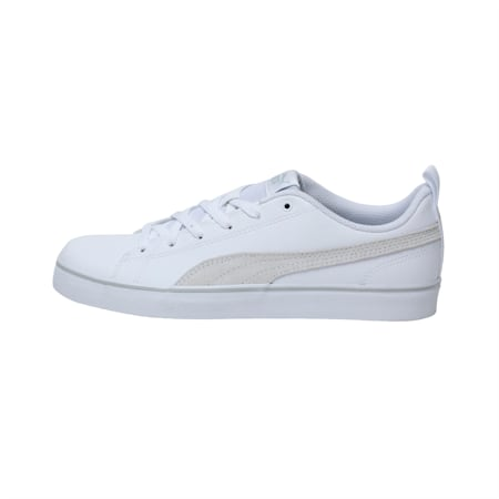 Court Point SL v3 Shoes, Puma White-Puma White, small-IND