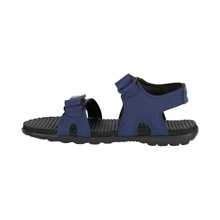 Taurus IDP Men's Sandals, Peacoat-Quarry-Limepunch, small-IND