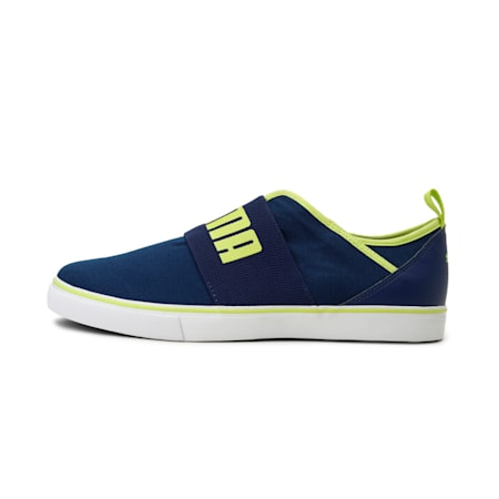 Frazer Slip on IDP, Blue Depths-Nrgy Yellow, small-IND