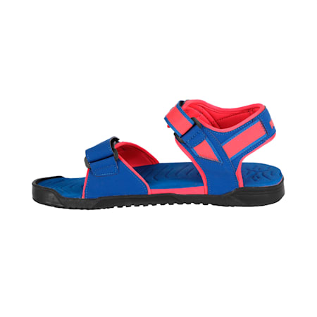 Shine IDP Men's Sandals, TurkishSea-BrightPlasma-Blk, small-IND