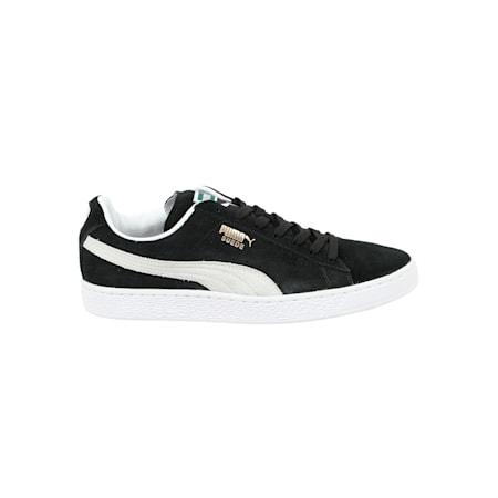 Suede Classic + IDP Women's Sneakers, Puma Black-Puma White, small-IND