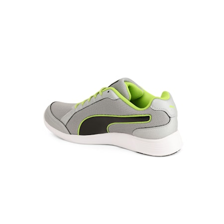 Electro 2 IDP Sneakers, Silv-Bright White-Limepunch, small-IND