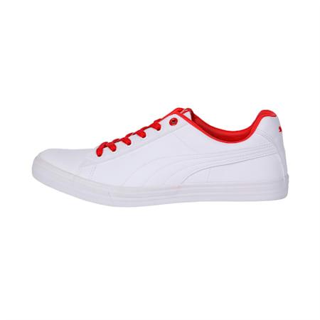 Salz NU IDP Men's Sneakers, Puma White-Toreador, small-IND