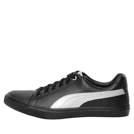 Salz NU IDP Sneakers, Puma Black-Puma Silver, small-IND