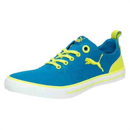 Slyde NU IDP Sneakers, Mykonos Blue-Nrgy Yellow, small-IND