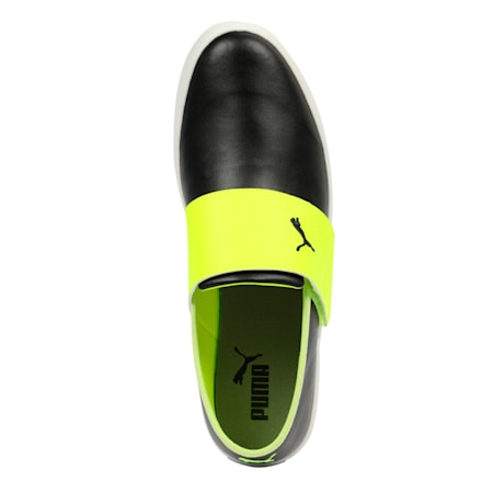 El Rey Milano III IDP, Safety Yellow-Puma Black, small-IND