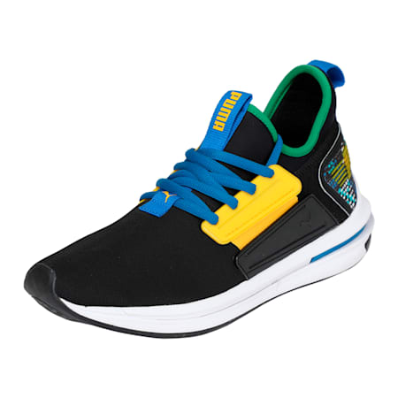IGNITE Limitless SR Carnival Shoes, Puma Black, small-IND