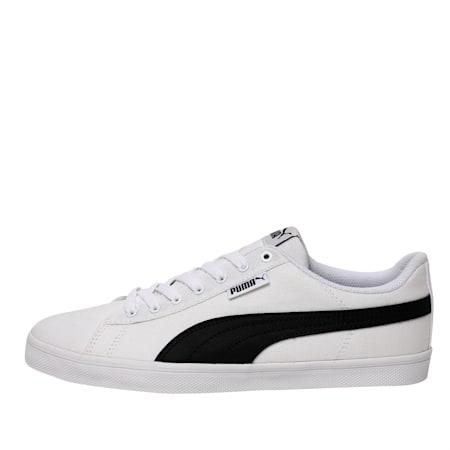 Urban Plus CV Sneakers, Puma White-Puma Black, small-IND