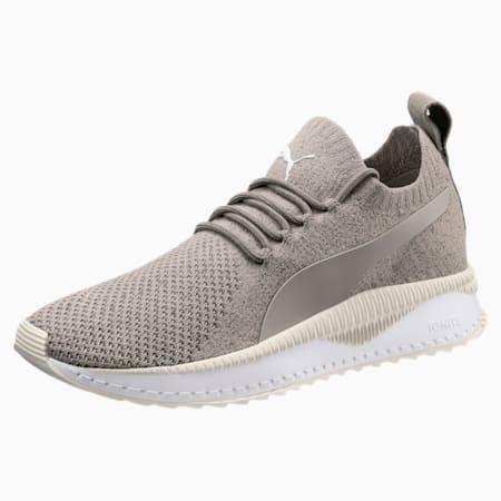 TSUGI Apex evoKNIT Shoes, Rock Ridge-CastGray-WWhite, small-IND
