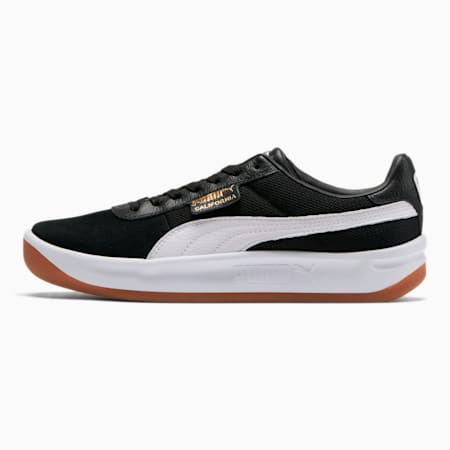 California Casual Sneakers, Puma Black-Puma White, small