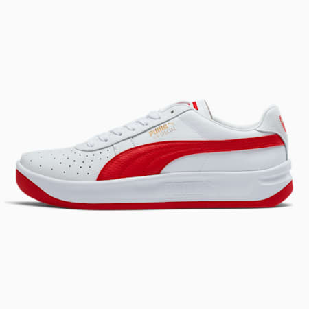 GV Special+ Sneakers, Puma White-Ribbon Red, small