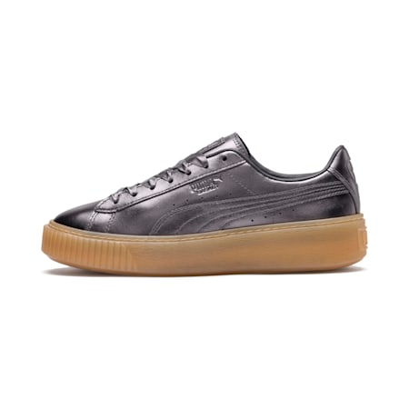 Basket Platform Luxe Women's Shoes, QUIET SHADE-QUIET SHADE, small-IND