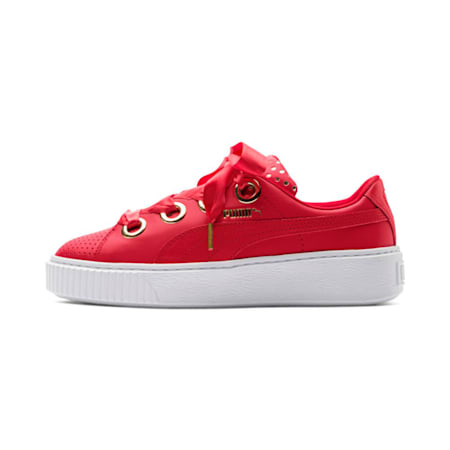 Platform Kiss Ath Lux Women's Shoes, Ribbon Red-Ribbon Red, small-IND