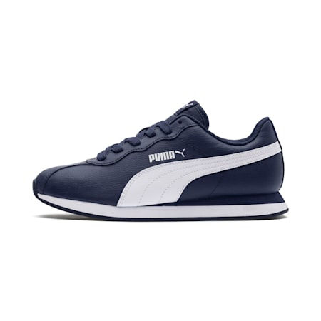 Turin II Kid's Shoes, Peacoat-Puma White, small-IND