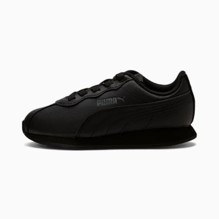 Turin II AC Little Kids' Shoes, Puma Black-Puma Black, small